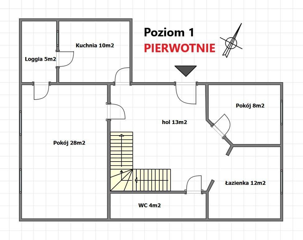 Mieszkanie 7 pokojowe na Sprzedaż