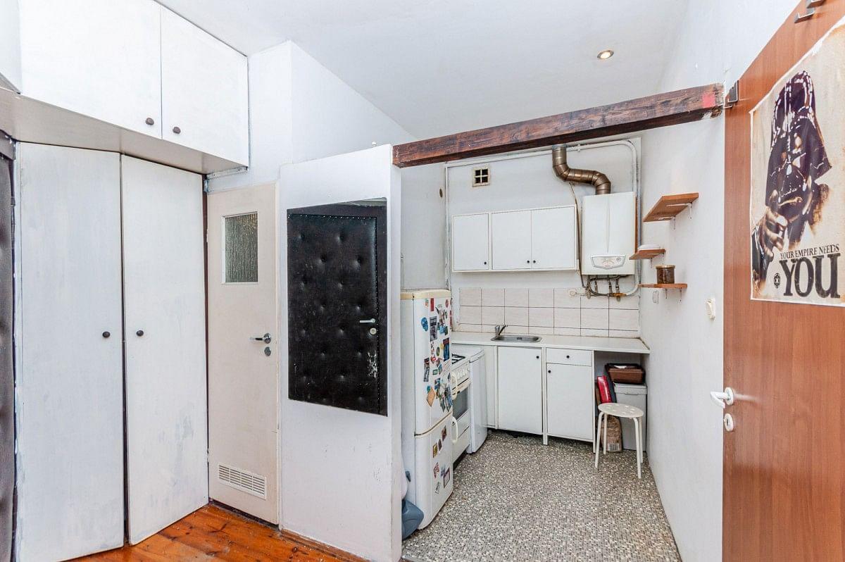 Mieszkanie 1 pokojowe na Sprzedaż
